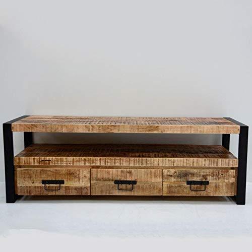 TV-meubel, 150 cm, Mango, massief