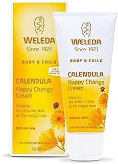 Weleda Baby Calendula Nappy Change Cream 75ml
