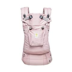 Six Positions: The LÍLLÉbaby Complete baby carrier combines all essential features in one lightweight carrier with 6 ergonomic positions for 360-degree carrying: fetal, infant, outward, toddler, hip and back carry Organic Material: The LÍLLÉbaby Comp...