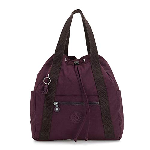 Kipling Art Backpack S Luggage, 11 L, Dark Plum