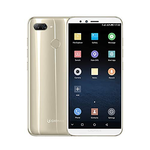 Leepesx Global Version S11 Lite Mobile Phone 4GB+32GB 5.7inch 16MP Camera Android 7.1 Snapdragon 430 Octa Core Fingerprint 4G Unlocked Smartphone