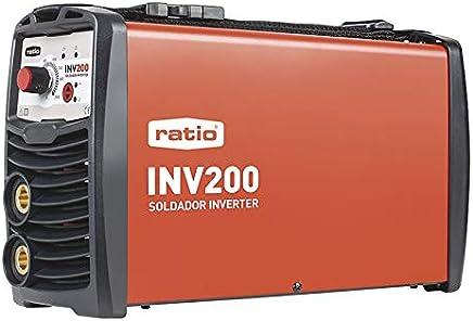 Ratio Soldador Arco Inverter inv-200