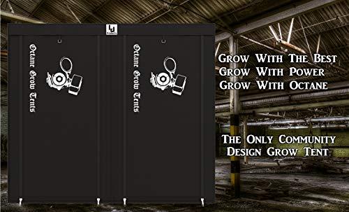 Octane Grow Tent 4×8