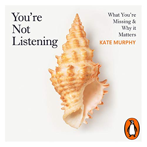 You're Not Listening cover art