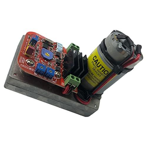 KU Syang Servo ASME-04B Super Couple DC12V-24V Impulsion TéLéCommande / Contrrle de Tension Analogique Servo Haute Puissance pour Grand Manipulateur de Robot
