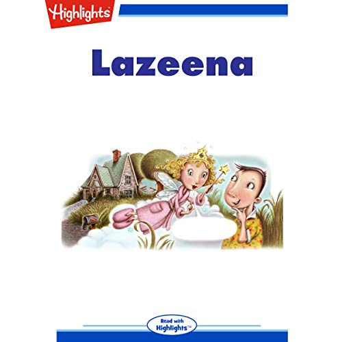 Lazeena cover art