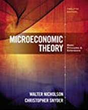 Best nicholson and snyder intermediate microeconomics Reviews