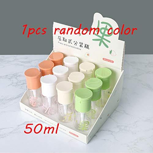 YH Botellas Spray 50 ml Removedor Esmalte uñas plástico