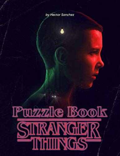 Stranger Things – Fabricado en Italia – Rompecabezas para Adultos de 500 Piezas – Netflix (35086)