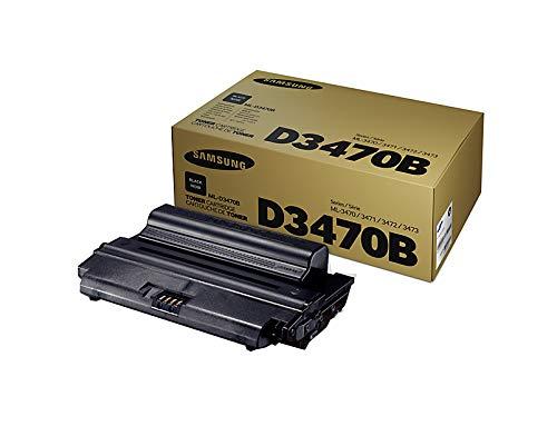 SAMSUNG ML-D3470B/EUR Original Toner schwarz (Hohe Reichweite) - Kompatibel mit ML-3470D/ML-3471ND