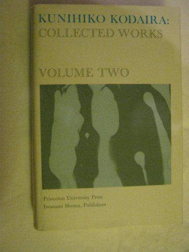 Kodaira: Kunihiko Kodaira Collected Works Vol II: Vol.2