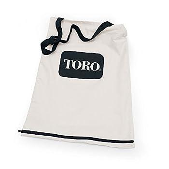 Toro 51503 Bottom Zip Replacement Bag White