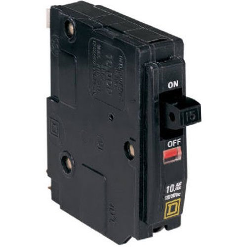 Square D by Schneider Electric QO150CP QO 50 Amp Single-Pole Circuit Breaker