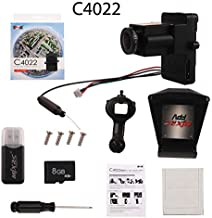 Part & Accessories C4020 WiFi Camera C4022 360 degree WiFi Panoramic camera C5820 5.8G FPV camera for Bugs 3 B3 drone Multicopter - (Color: C4022)