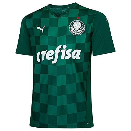 Camisa Palmeiras I 2021 Verde M