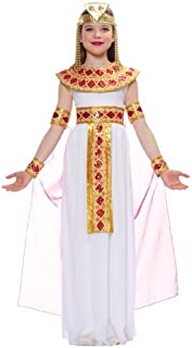 Franco American Novelty Company Pink Cleopatra Egyptian Queen Child Costume