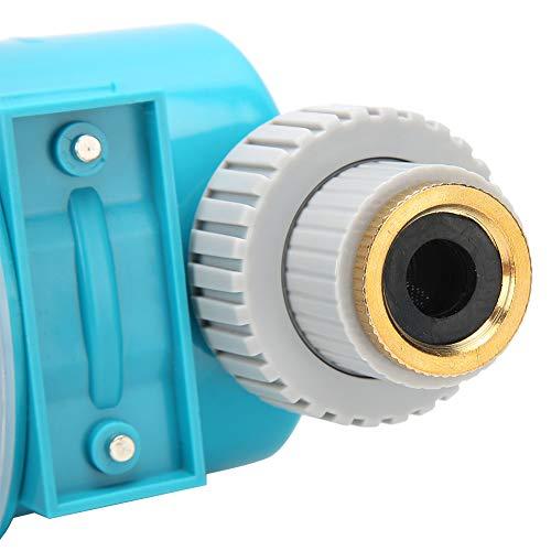 Controlador de riego, Recursos de agua de plástico Servicio Vida Smart Sprinkler Controlador para la temperatura del agua de 1-60 ℃