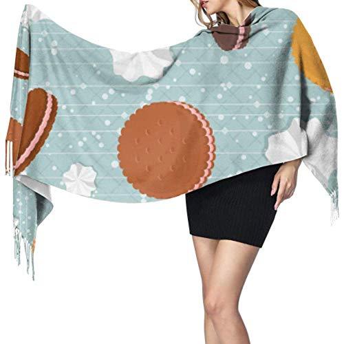 Regan Nehemiah meisjesdoekjes en verpakkingskoekjes verschillende vormen franjes-sjaals voor sjaal-verpakking-warme deken