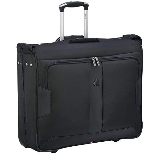 DELSEY Paris Sky Max 2.0 Softside Luggage Wheeled Garment Travel Bag, Black, One Size