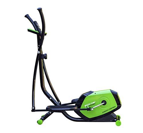 ECODE Bicicleta Elíptica Top Magnet Bike con regulación de Intensidad, Control Cardiovascular, Panel de Control
