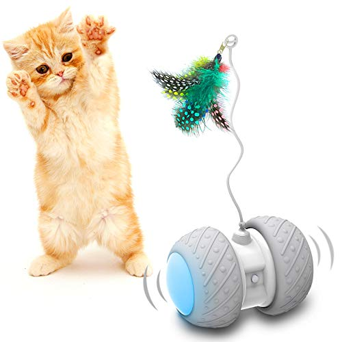 (50% OFF) Automatic Interactive Cat Toy $17.48 – Coupon Code