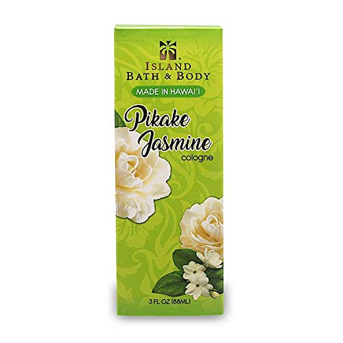 Island Bath & Body Pikake Jasmine Cologne 3.0oz.