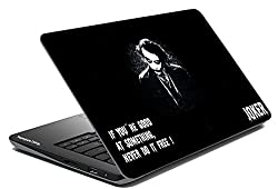 Printelligent Laptop Skin Stickers Super Heroes Collection Fits Dell, Hp, Lenovo, Toshiba, Acer, Asus and for All Models (Upto 15.6 inches)