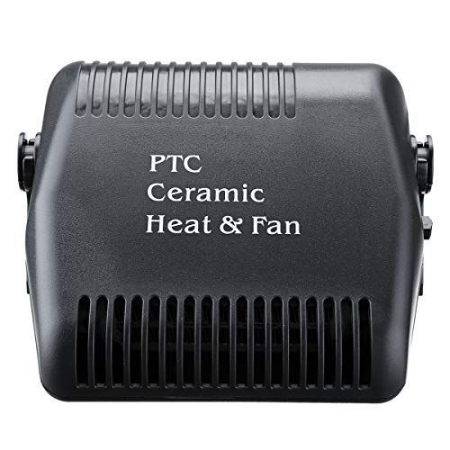 YONGYAO 12V 150W Coche Enfriador de Aire Caliente Coche Descongelación Y Descongelación del Parabrisas Coche Calentador