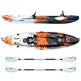 Driftsun Teton 120 Hard Shell Recreational Tandem Kayak review
