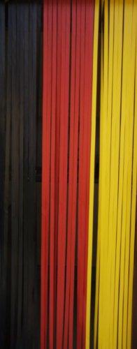 Holland Plastics Original Brand Wohnwagen-Türvorhang, Fliegengitter, Insektenschutz, Streifenvorhang -Deutschland Blende- 62cm breit
