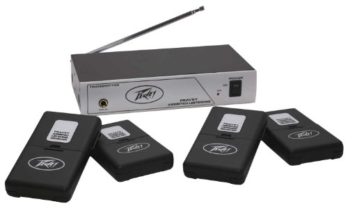 Peavey Assisted Listening Sys. 72.9 MHz