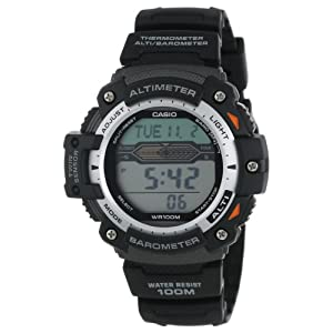 Casio watches Casio Men's Twin Sensor Multi-Function Digital Sport Watch