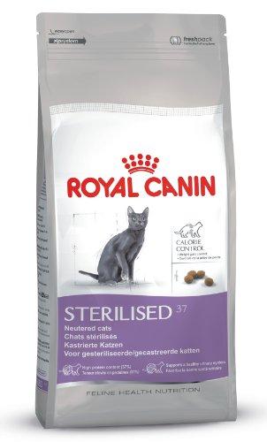 Royal Canin 55128 Sterilizzato 10 kg - cibo per gatti