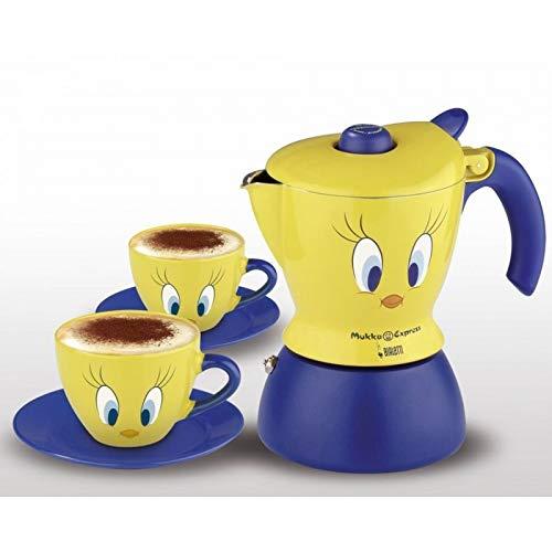 Bialetti: Mukka Express Tweety! Cappuccino Maker