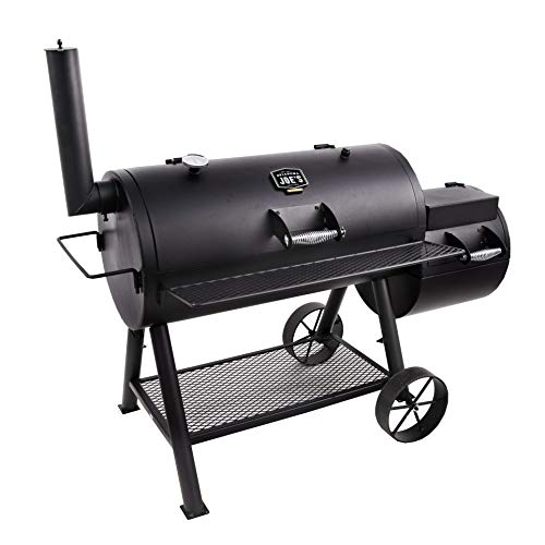 New Oklahoma Joe's Longhorn Offset Smoker