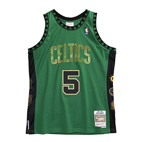 Mitchell & Ness M&N Swingman Hof Jersey Boston Celtics Kevin Garnett - L
