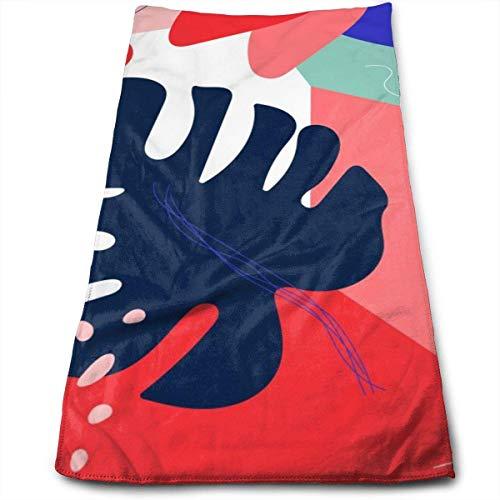 Custom made Toallas de mano tropicales de palmera supersuaves y altamente absorbentes, toalla de mano de 12 x 27,5 cm
