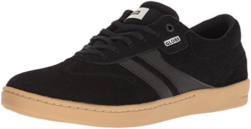 Globe Herren Empire Skateboardschuhe, Schwarz (Black/gum 10023), 45 EU (11.5 US)
