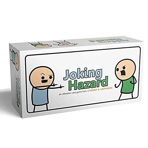 ICVDSRG Joking Hazard Divertido Juego De Mesa De Juguete (VersióN En IngléS)