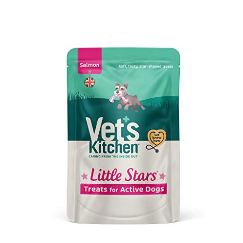 Vet's Kitchen - Active Dog Treats - Little Stars Salmon - For All Breeds...