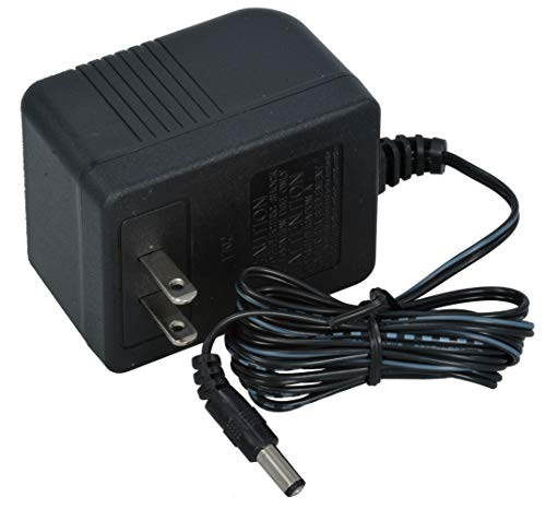 JAMECO RELIAPRO - 140599 Jameco Reliapro ADU240100D5531 AC to AC Wall Adapter Transformer 24VAC @ 1000 mA Straight 2.1 mm Female Plug, Black