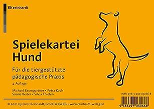 Spielekartei Hund: Für die tiergestützte pädagogische Praxis