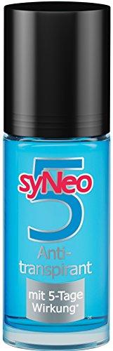 syNeo 5 Antitranspirant MAN Roll-On, 1er Pack (1 x 50 ml)