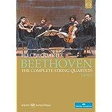 ベートーヴェン : 弦楽四重奏曲全集 / ベルチャ四重奏団 (Beethoven : The Complete String Quartets / Belcea Quartet) [5DVD] [Live] [Import] [日本語帯・解説付]