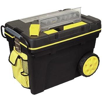 Stanley 1-92-083 - Arcón de transporte 53L: Amazon.es: Bricolaje y herramientas