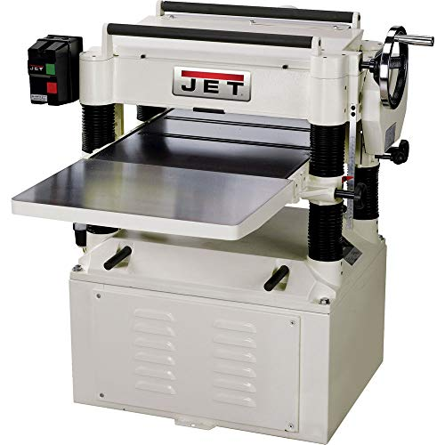 Buy Jet 708544 JWP-208HH 20-inch Helical Head Planer, 5HP, Single Phase, 2