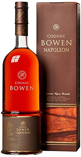 Bowen Cognac Napoleon 12 Jahre mit Geschenkverpackung  Cognac (1 x 0.7 l)