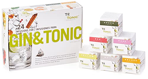 Te Tonic 24 Infusiones Mini Pack Para Gin Tonic 54 g (TT-EST-24M)