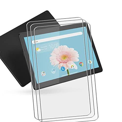 JIENI Protector Pantalla para Samsung Galaxy Tab A7 Lite SM-T225 (8.0'),[3 Pack] Dual Protector de Pantalla en Cristal Templado para Samsung Galaxy Tab A7 Lite SM-T225 - Dureza 9H - Alta Definicion.