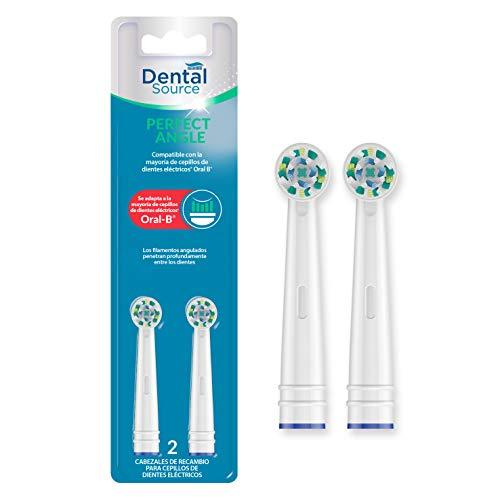 Dental Source PERFECT ANGLE - Cabezales de recambio para Oral-B cepillo de...